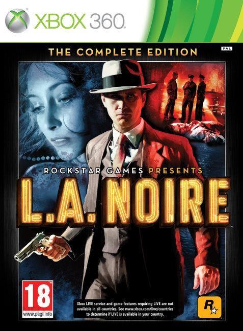 L A Noire The Complete Edition Gra Xbox 360 Ceneo Pl
