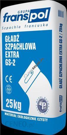 Zaprawa Franspol Gladz Szpachlextgs 2 Franspol 15kg Nieb