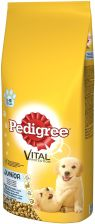 Pedigree Vital Protection Junior Medium z Kurczakiem i Ryżem 15kg