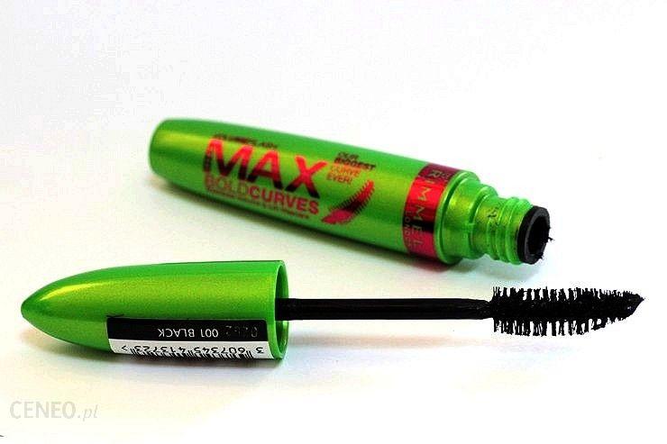 ac1ce3f29a5 Rimmel Max Bold Curves Extreme Volume Lift Mascara Tusz pogrubiający i  podkręcający - zdjęcie 1
