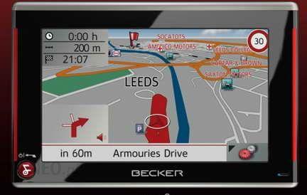 nawigacja samochodowa becker traffic assist 7977 opinie. Black Bedroom Furniture Sets. Home Design Ideas