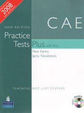 NEW CAE Practice Tests Plus with key+CD