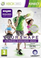 Your Shape: Fitness Evolved 2012 (Gra Xbox 360)