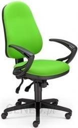 Krzesło biurowe, obrotowe OFFIX gtp41 ts16 z mechanizmem