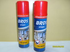 Bros - Spray Na Mole 210/150ml