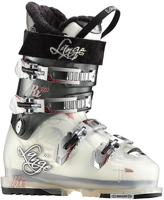 Buty narciarskie damskie Lange EXC.RX, rozmiar 24, flex 90