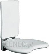 Koło Siedzisko Prysznicowe Uchylne Z Oparciem Koło łazienka Bez Barier L32005001