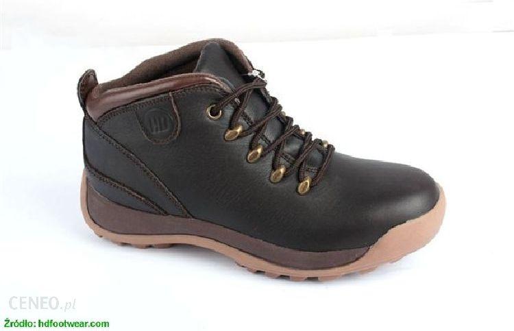 ed3322f7dae33 Heavy Duty buty HD Envy Brown Leather - Ceny i opinie - Ceneo.pl