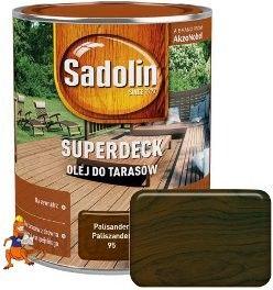 Sadolin Superdeck Olej Do Tarasów Wenge 0,75l