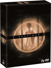 Z Archiwum X - Sezon 2 (The X Files - Season 2) (DVD)