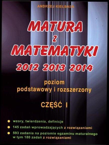 matura z matematyki kiełbasa 2012