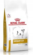 Royal Canin Veterinary Diet Urinary S/O Small USD20 4kg