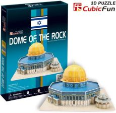 ... Bank Of China C097H. Dante 3D Cubic Fun Dome Of The Rock C714H