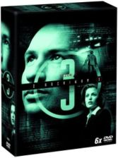 Z Archiwum X - Sezon 3 (The X Files - Season 3) (DVD)