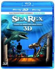 Sea Rex 3D. Podróż do prehistorycznego świata (Sea Rex 3D: Journey to a Prehistoric World) (Blu-ray)