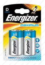 ENERGIzER Maximum R20 2Szt (633825)