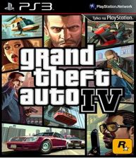 Grand Theft Auto IV (Gra PS3)