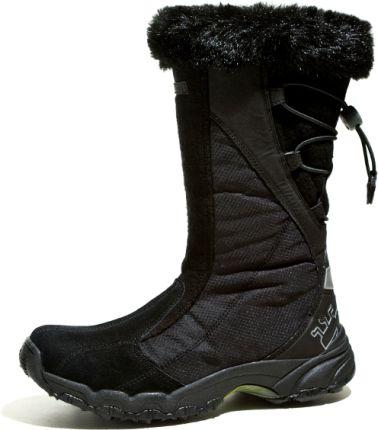 1b2439a64d633 Amazon Śniegowce Sorel Joan Of Arctic II dla kobiet, kolor: czarny ...
