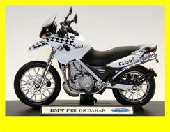 Motor Bmw F650 Gs Dakar Model Welly 1 18 Ceny I Opinie Ceneo Pl