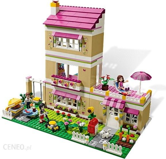 Klocki Lego Friends Dom Olivii 3315 Ceny I Opinie Ceneopl