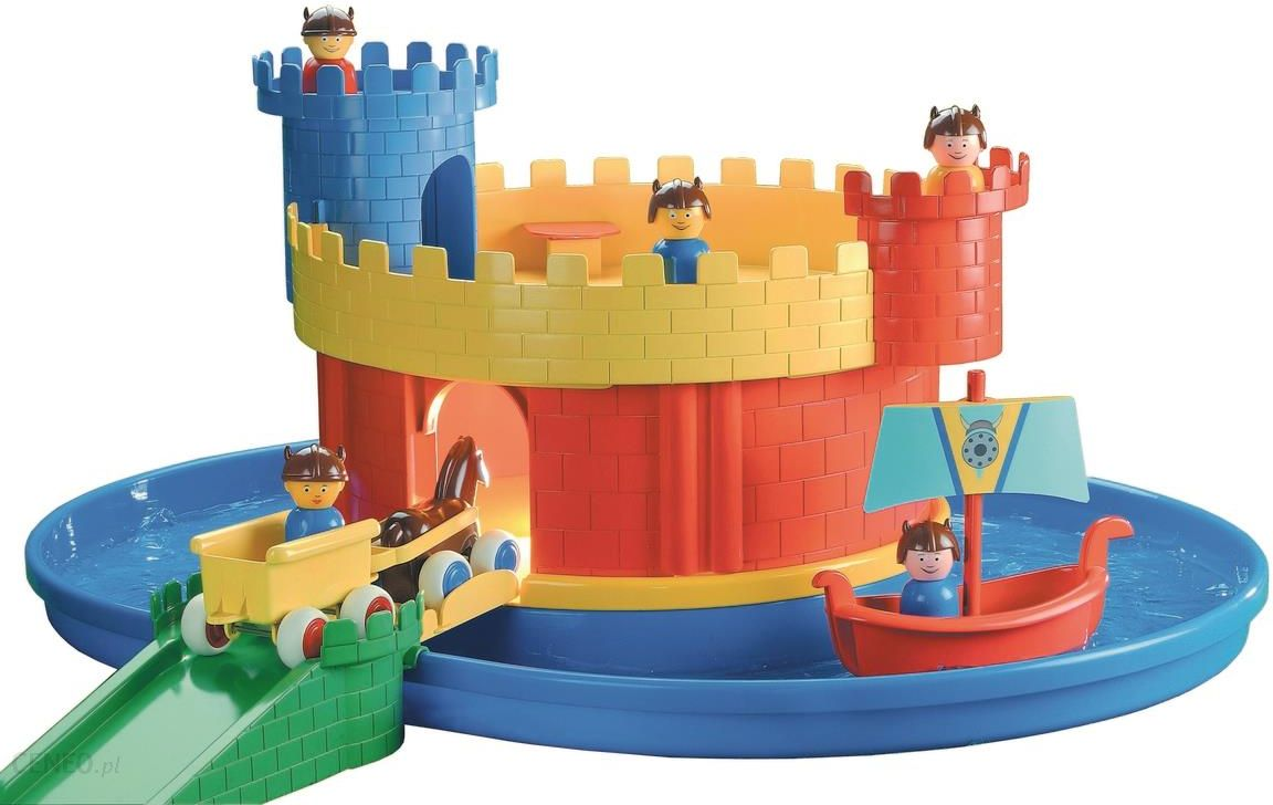 W Mega Viking Toys Zamek Vikingow - Ceny i opinie - Ceneo.pl AV59