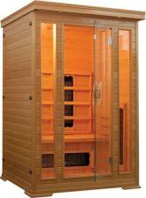 Home&Garden Sauna Infrared + Koloroterapia Dh1 Gh White