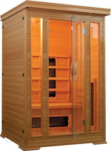 Sanotechnik Sauna Na Podczerwień 2 Osobowa 60615