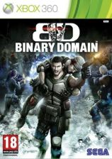 Binary Domain (Gra Xbox 360)