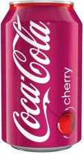 Coca Cola Cherry Coke 330Ml