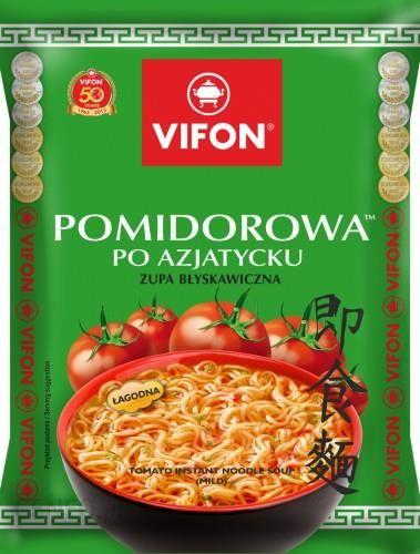 Tan Viet Zupa Vifon Pomidorowa Blysk 70g Ceny I Opinie Ceneo Pl