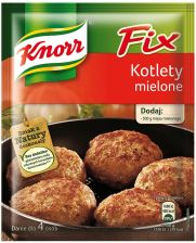 Knorr fix kotlety mielone 65g