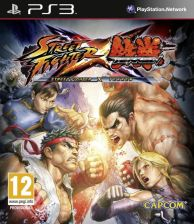 Street Fighter X Tekken (Gra PS3)