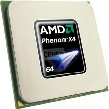 Procesor AMD Phenom X4 9750 Quad Core 2,4GHz S-AM2+ BOX (HD9750WCGHBOX) - zdjęcie 1
