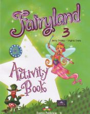 Fairyland 3 Activity Book + CD