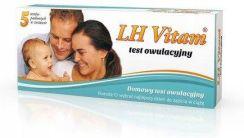 Test owulacyjny paskowy HorienMedical, 1 opakowanie (30 testów)