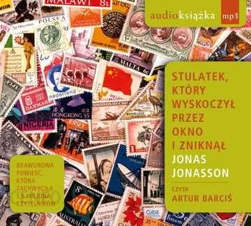 Stulatek, który wyskoczył przez okno i zniknął - Jonas Jonasson (Audiobook)