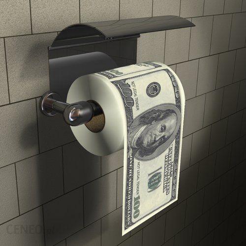 Papier Toaletowy Dolary Gadzety Biurowe Gadzety Dla Domu Ceny I Opinie Ceneo Pl