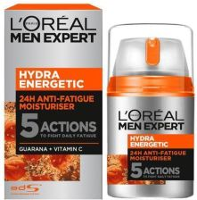 L'Oreal Paris Men Expert Hydra Energetic Lotion 50Ml Krem Do Twarzy