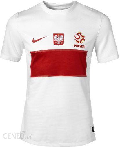 Nike Koszulka Reprezentacji Polski Euro 2012 450508 106 Ceny I Opinie Ceneo Pl