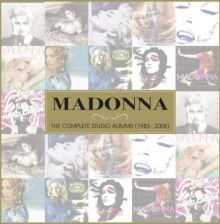 Madonna - Original Album Series (11CD)