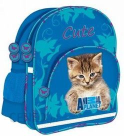 b689a44326cb6 Starpak Plecak Szkolny Średni Animal Planet Cute 263518 - Ceny i ...