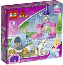 Klocki Lego Duplo Kareta Kopciuszka 6153 Ceny I Opinie Ceneopl