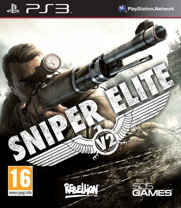Sniper Elite V2 Gra Ps3 Ceneo Pl