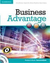 Business advantage Student's book intermediate + DVD
