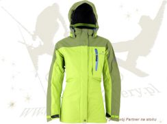Alpinus Kurtka Trekkingowa Derral Lady zielona Ceny i