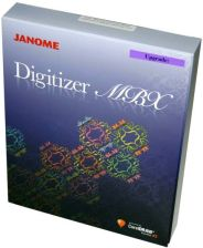 Program do hafciarki Janome Digitizer MBX V4.0