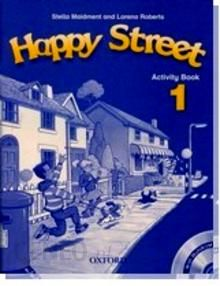 Happy Street Book