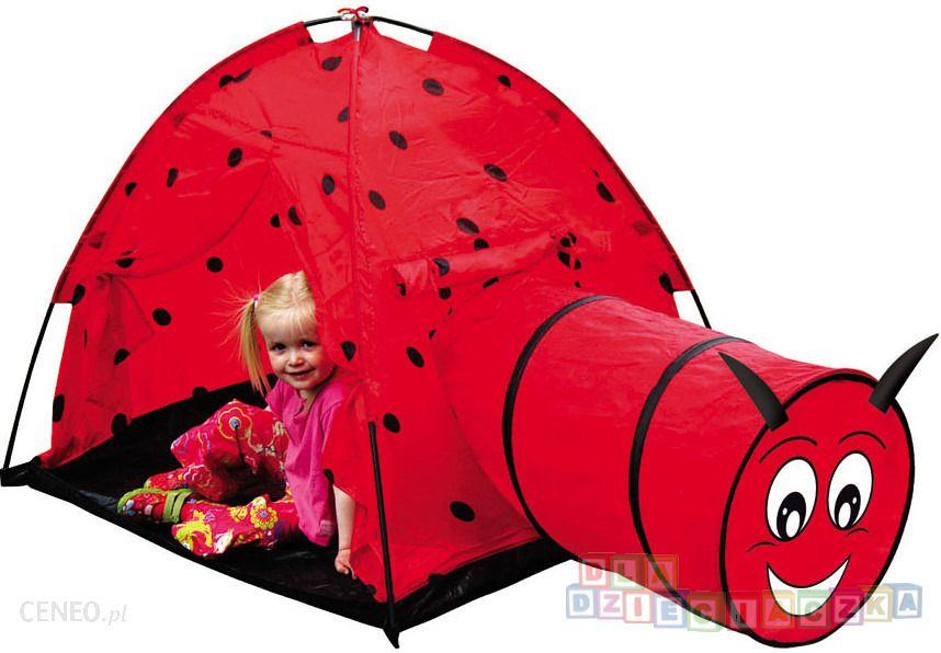 PlayTo PlayTo, namiot Biedronka z tunelem