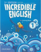 Nauka angielskiego Incredible English Second Edition 1 WB OXFORD - zdjęcie 1