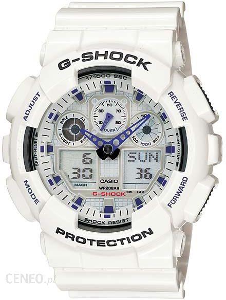 6ef3482250cc0c Casio G-Shock GA-100A-7AER - Zegarki Męskie - Ceny i opinie - Ceneo.pl